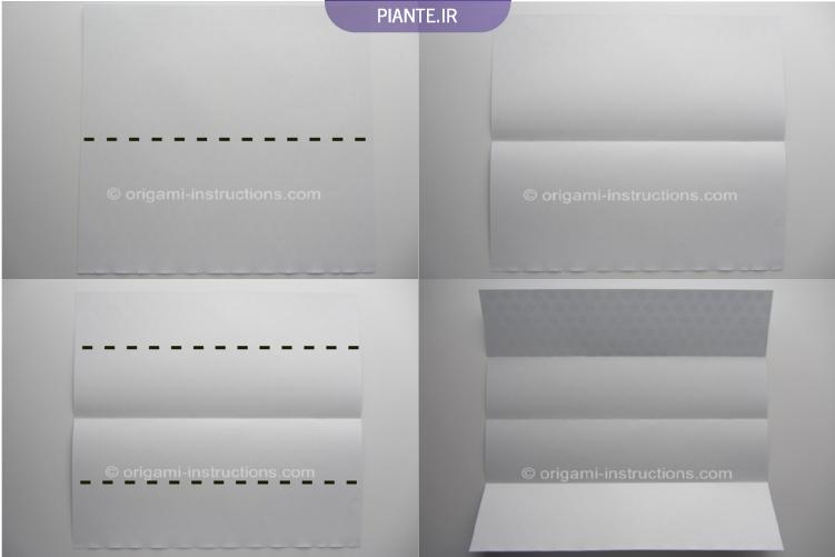جعبه اوریگامی کاربردی