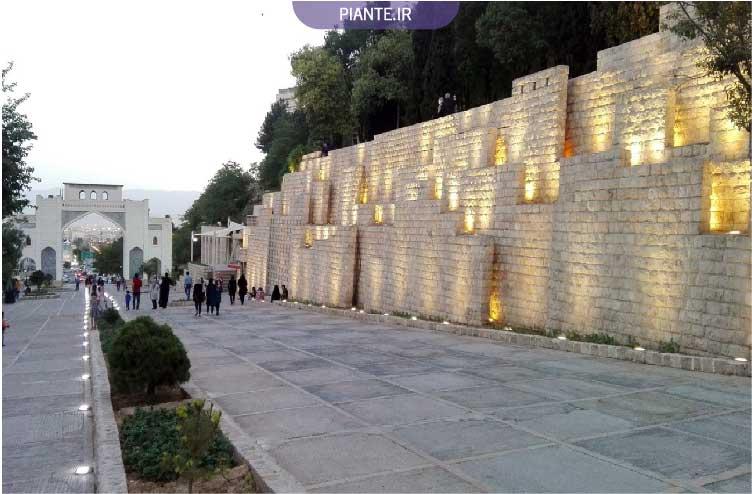 آرامگاه شاعران و مشاهیر در شیراز
