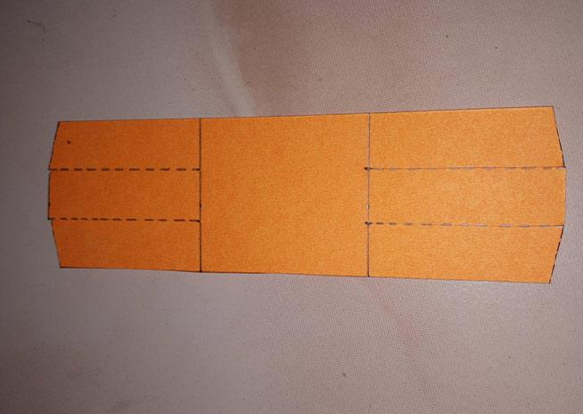 آموزش ساخت ربات کاغذی متحرک ساده