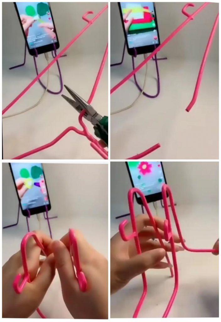 آموزش ساخت هولدر موبایل